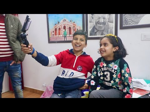 Piyush Vlogging With Cute Subscriber 😃