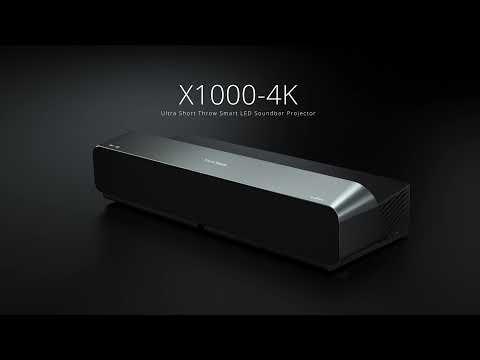 ViewSonic Beamer X1000-4K