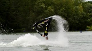 10. Jet Ski Freestyle Tricks How To Backflip on Jet Ski / PWC / Water Scooter