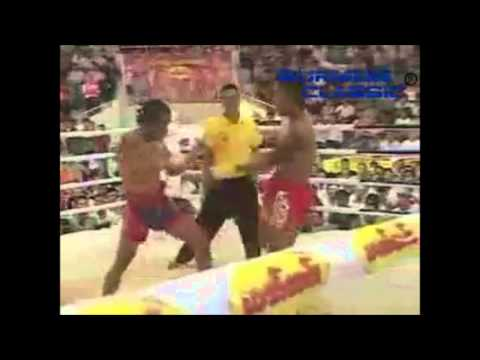 Myanmar Lethwei-Saw Shark Vs Tway Ma Shaung (Title Fight) 2013