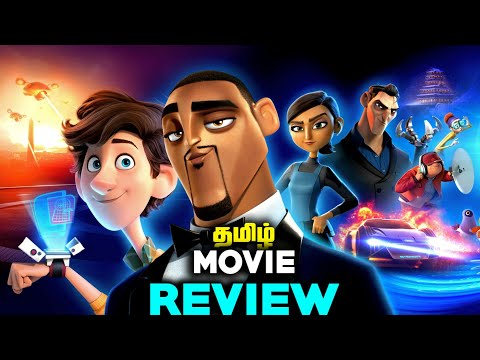 Spies in Disguise Review in Tamil