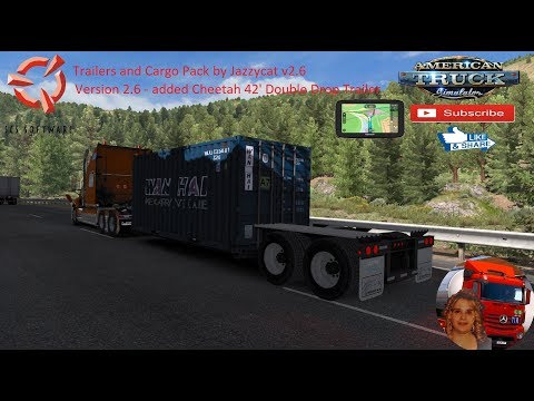 Trailers and Cargo Pack by Jazzycat v2.6