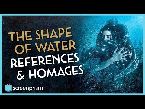 The Shape of Water Explained: References & Homages (видео)