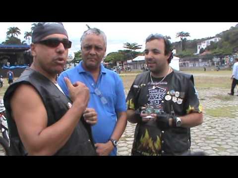 11º Aniversário do Moto Clube Répteis do asfalto Lauro registrando e fazendo novos amigos