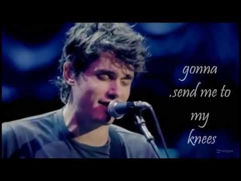 John Mayer - Gravity [Live HD+Lyrics 2013]