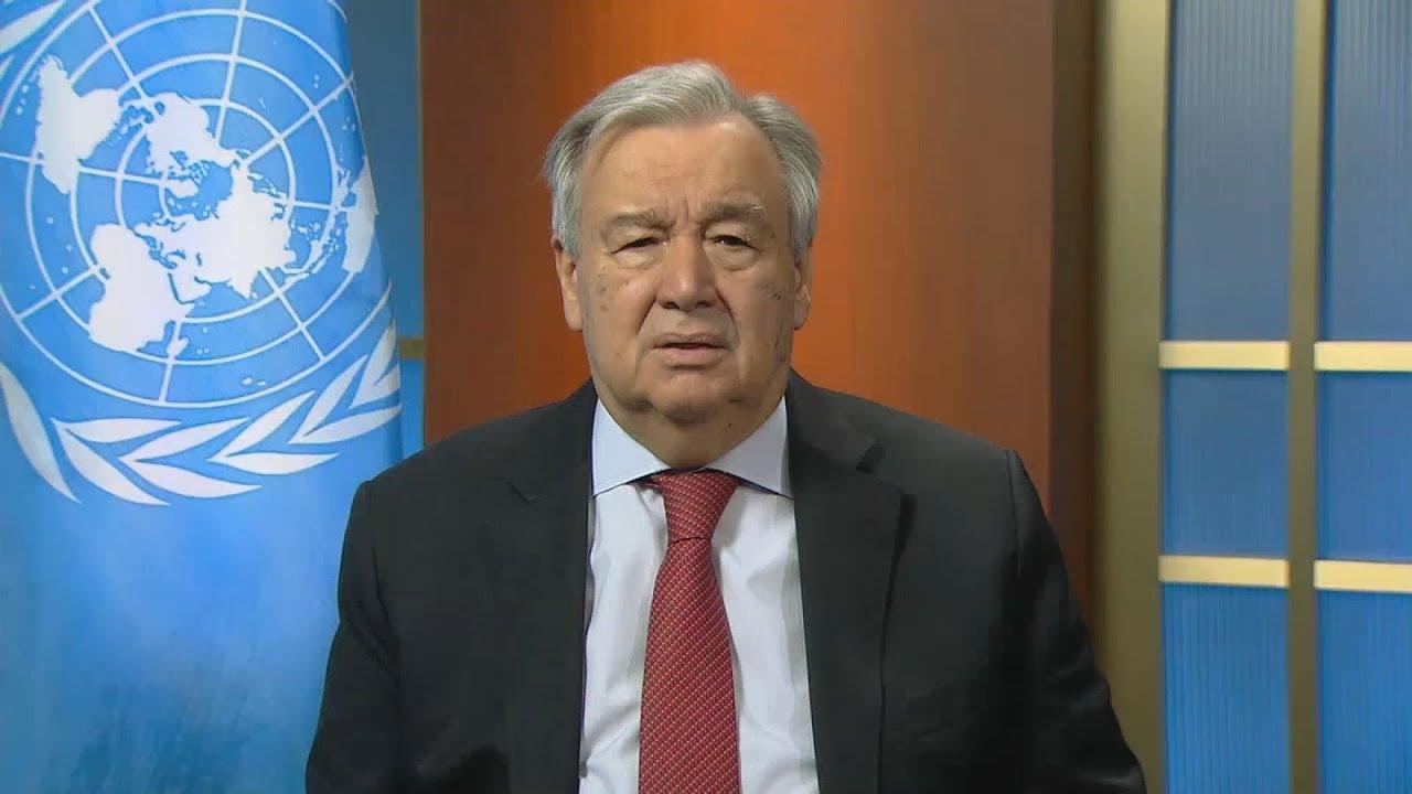 Μήνυμα του γγ του ΟΗΕ για την Παγκόσμια Ημέρα Υγείας
