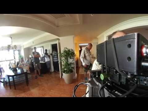 10 days in Sun city.Making of.Bianca is kidnapped