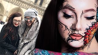 Hey guys welcome to this travel vlog! Last month I went to Paris with Alex Faction and MAKE UP FOR EVER to experience the artistry of the brand, a once in a lifetime chance. I had the amazing privilege of learning from an artist with over 14 years of experience, talking with Dany Sanz the creator of Make Up For Ever herself, and touring the city for some sightseeing! Also eating lots of delicious food, of course.Thank you SO SO much to Make Up For Ever for this opportunity. This was truly life changing and so inspiring to meet your tribe on a personal level. I feel so much passion for the brand, and I feel you resonate so well with me as an artist. I am honored to have spent the time with you that I did, and words will never be able to express my gratitude!I loved meeting every single person that helped to make the trip what it was.THANK YOU Hanz Family. You've helped me to grow into the artist I am today. I hope that I can inspire you the way I have been. ____________________________Thank you also to Max Bronner for getting so much of the amazing footage used in this video. I adore you forever!___________________________//SONGS USED:Provided by Monstercat (a paid monthly no copyright music site)http://www.monstercat.comMatches (Subtract Remix) [feat. Aaron Richards]Halo (feat. Helen Tess) SMLEI Wanna Know - Conro