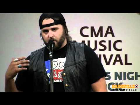 Randy Houser Interview at CMA Fest