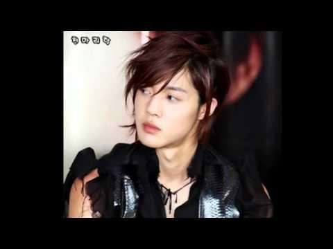 Kim hyun Joong hair style