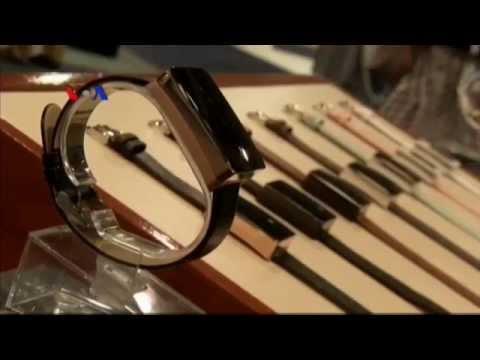 Perangkat Wearable di Pameran Elektronik Konsumen AS – Laporan VOA 9 Januari 2015