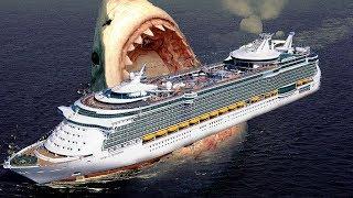Video दुनिया की सबसे बड़ी शार्क Megalodon || LARGEST Shark In The World - Megalodon Hindi MP3, 3GP, MP4, WEBM, AVI, FLV Januari 2019