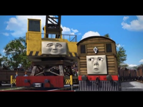 Thomas & Friends- Whale Of A Tale And Other Sodor Adventures 2015 DVDRip XviD EVO