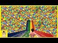 Indoor Playground Fun For Kids And Family Rainbow Slide