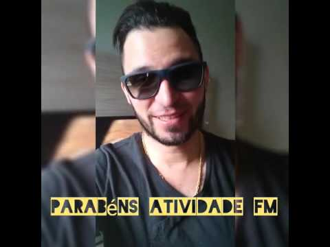 Lisboa da Dupla Lisboa e Diego - Rádio Atividade FM de Muzambinho - 11 Anos