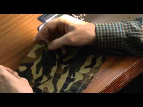 Карман-портфель выкройки