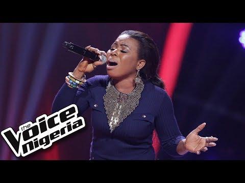 """Kessy Mbonu sings """"Jangilova"""" / Blind Auditions / The Voice Nigeria Season 2"""