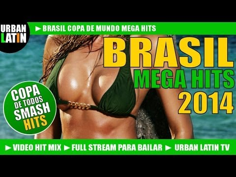 BRASIL 2014 MEGA HIT SONGS VOL. 1 ► COPA MUNDIAL – LA COPA DE TODOS – COPA DO MUNDO ► HIT SONGS