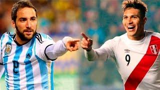 Perú vs. Argentina: selección argentina vale 26 veces más