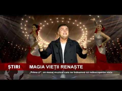"Magia vieții renaște în ""Prima zi"", noua melodie a lui Adrian Enache"