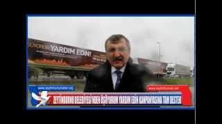 Zeytinburnu BelediyesindenÜşüyorum Yardım edin kampanyasına tam destek