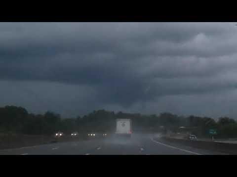 Tornado in Chesterfield, VA!