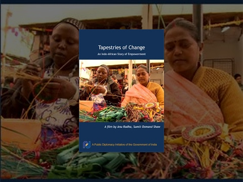 Tapestries of Change: An Indo-African Story of Empowerment