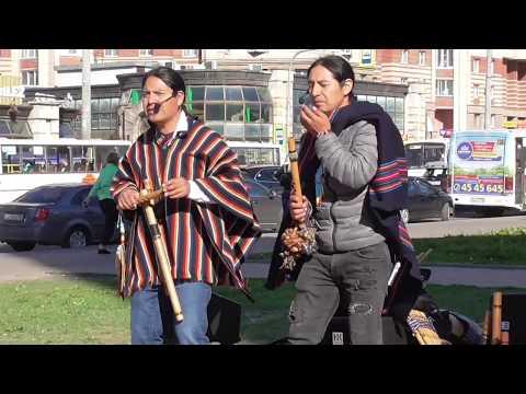 Tarjetas de amor - Веселая песня индейцев о несчастной любви.