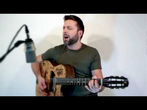 Van Morrison - Moondance (Dario Pinelli, Acoustic Guitar Cover) (видео)