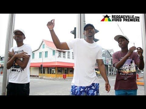 Jahsenye - Rebel Music [Official Video 2018]