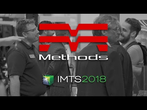 Methods Machine Tools at IMTS 2018