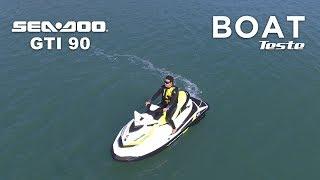 2. Sea Doo GTI 90 - Boat Teste