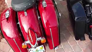 10. Motorcycle Review  - Indian Chieftain Classic