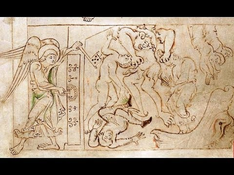 Zeichnungen in Anglo-Saxonischen  Manuskripten - Dr Sally Dormer
