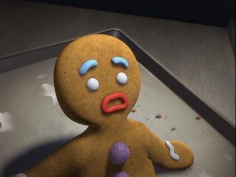Algo - Gingerbread Man (Clip) (Tearout/Darkstep)