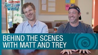 South Park: The Fractured But Whole Game – Go Behind the Scenes with Trey and Matt [US] by Ubisoft