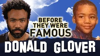 Video DONALD GLOVER | BeforeThey Were Famous | This Is America MP3, 3GP, MP4, WEBM, AVI, FLV Mei 2018
