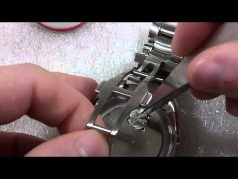 comment ouvrir tissot t-touch