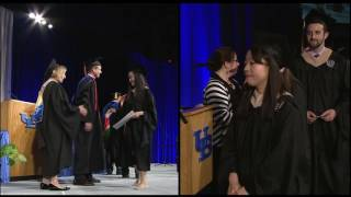 Part 2 of the 2016 Graduate Commencement ceremony for the School of Management. The video is approximately 1 hour and 7 minutes in length.