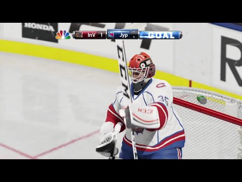 GOALIES make MISTAKES  (NHL 15 Clips)