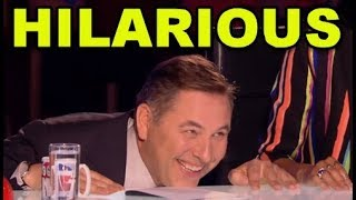 Video 10 *FUNNY & HILARIOUS* Acts EVER On Britain's Got Talent! MP3, 3GP, MP4, WEBM, AVI, FLV Januari 2019
