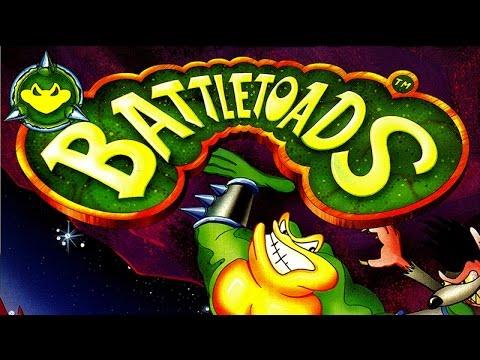 Battletoads Gameplay Longplay No Damage No Death Прохождение (ULTRA HD - 4K)