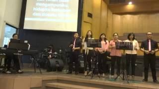 Download Lagu KOMUNAL - Jikalau Tuhan tidak menebusku ( PKJ 39 ) Mp3