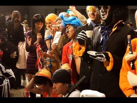 ワンピース:神戸コスプレコレクション2010