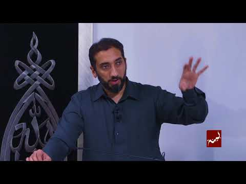 How Gratitude Shapes our Lives - Khutbah by Nouman Ali Khan