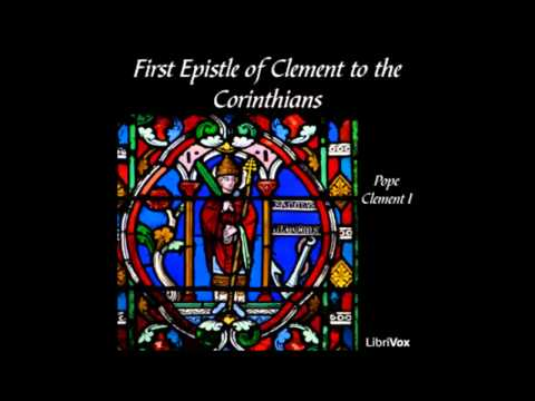 The First Epistle of Clement to the Corinthians (FULL Audiobook) (видео)