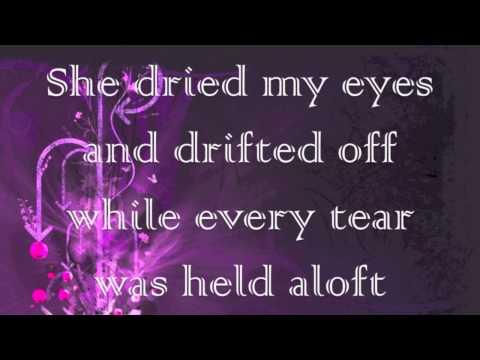 Owl City ~ Shy Violet - Lyrics on Screen