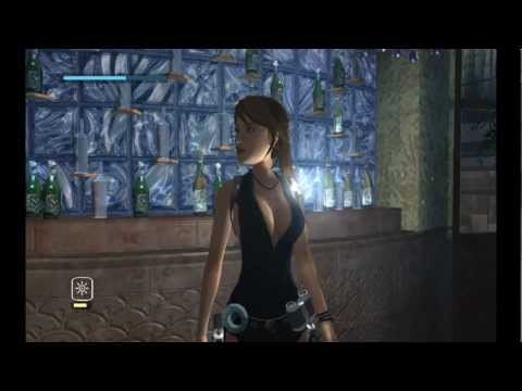 Lara Croft Ryona (Tomb Raider legend)