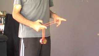 Samurai Cat, intermediate yoyo trick tutorial