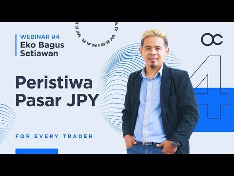 [BAHASA INDONESIA] Webinar 4 - Peristiwa Pasar JPY | Forex Trading